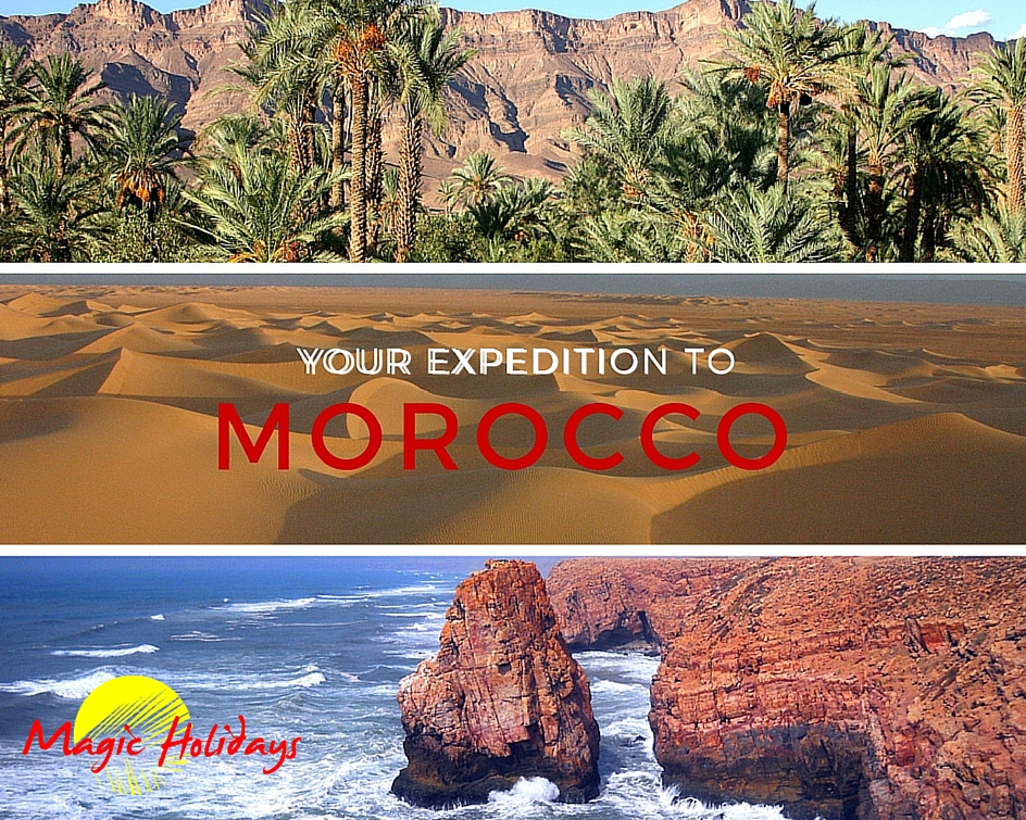 Morocco in you way! Morocco in your way ! 